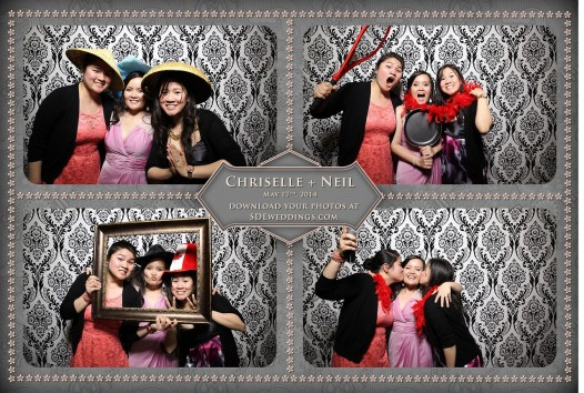 toronto photobooth company neil chriselle markland wood golf club