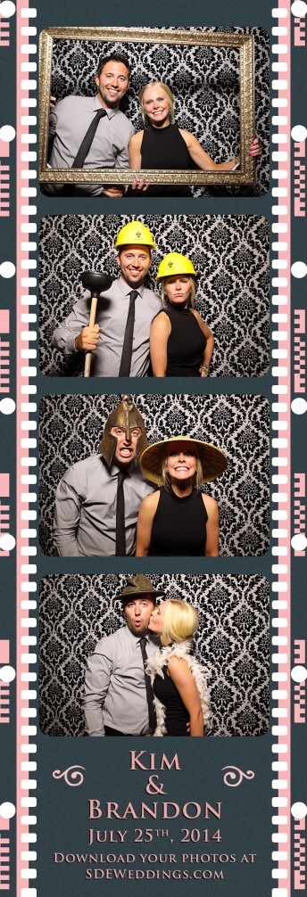 Delhi Ontario Photobooth Photos Kim & Brandon