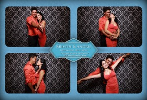 Grand Luxe Wedding Photobooth Photos Toronto Kristin + Andrij