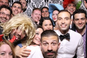 Nick Tanya Toronto Greek Portuguese Wedding Videographer Grande Luxe Photobooth Photos