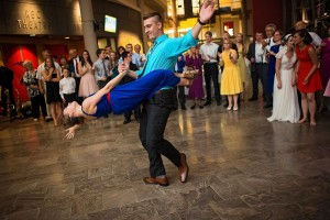 toronto ukrainian wedding videographer katarain dan mississauga living arts centre