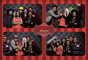 toronto rogers centre tim horton holiday party photo booth