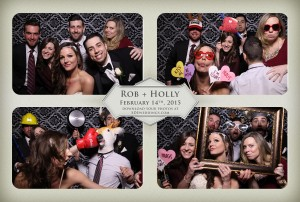 hamilton wedding video and photobooth at sheraton hotel 10