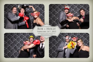 hamilton wedding video and photobooth at sheraton hotel 3