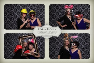 hamilton wedding video and photobooth at sheraton hotel 8