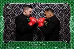 oakville winter wedding video photo booth rental 3
