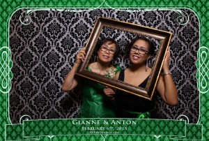 oakville winter wedding video photo booth rental 6