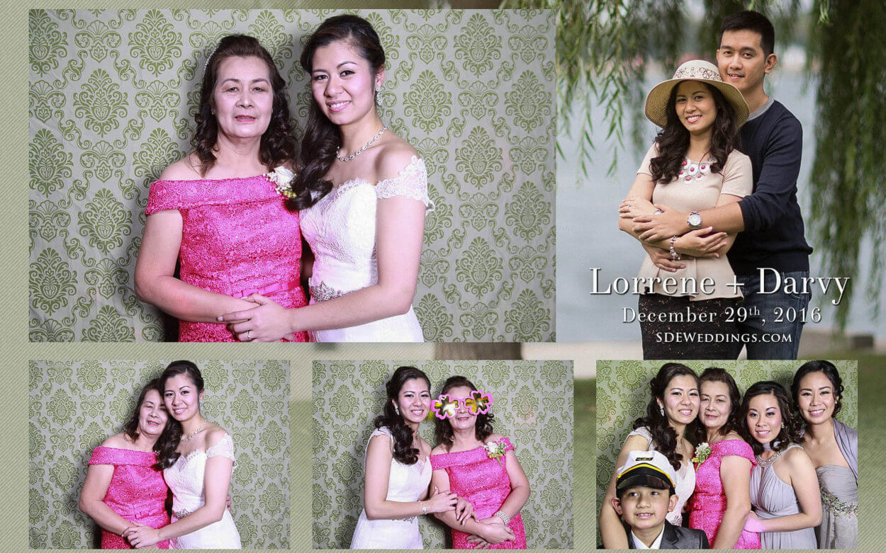 Toronto Filipino Winter Wedding at Fantasy Farm Photobooth and Video 5
