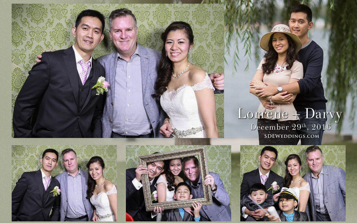 Toronto Filipino Winter Wedding at Fantasy Farm Photobooth and Video 6