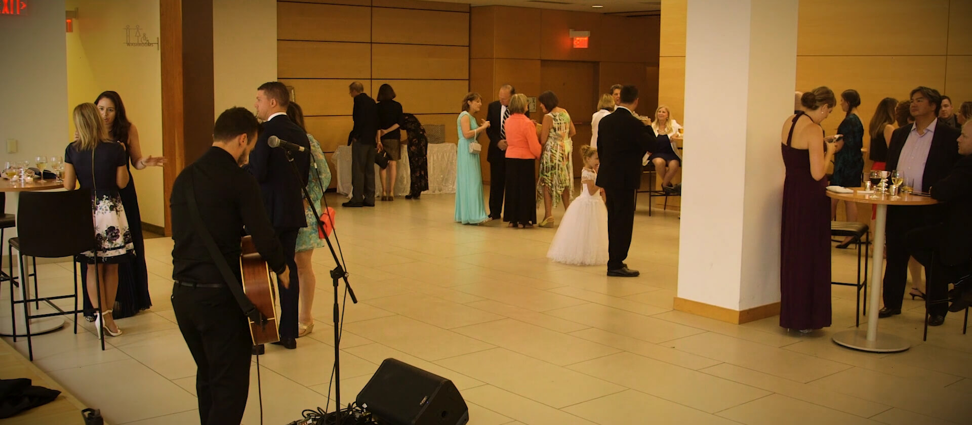 Toronto Reference Library Wedding Videographer