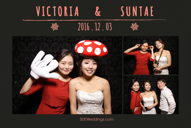 SDE Weddings Toronto Photo Booth Rental 10