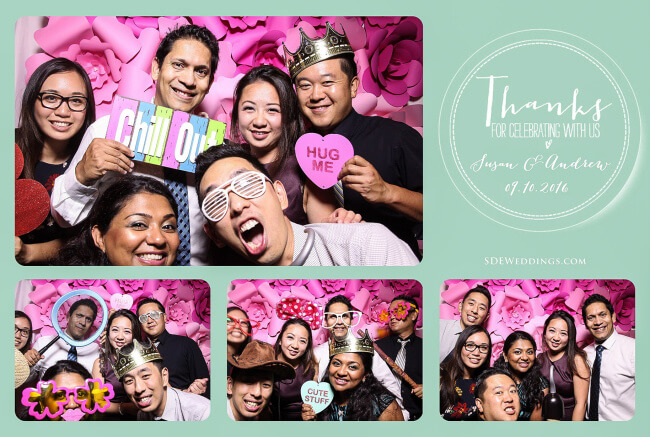 SDE Weddings Toronto Photo Booth Rental 2