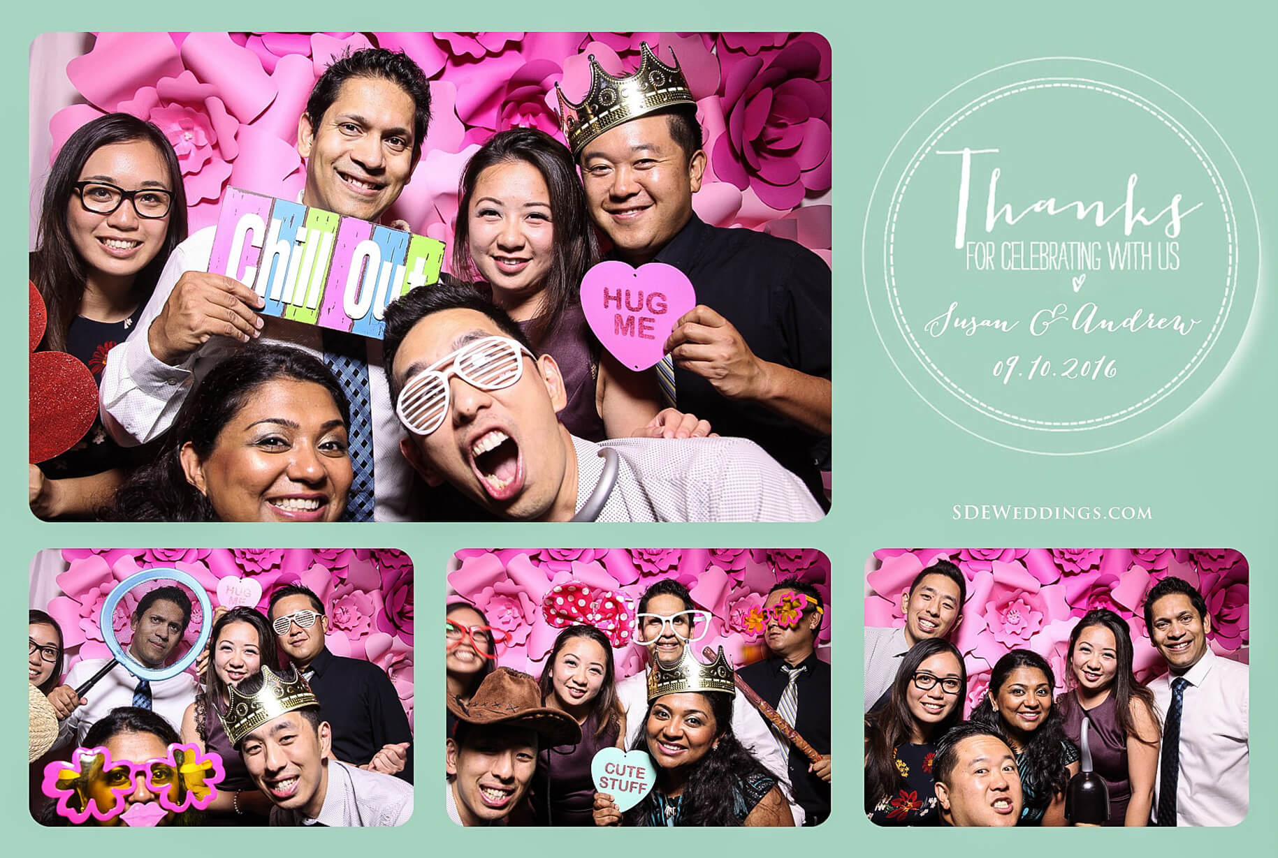 ShutterBooth Photobooth rentals for weddings