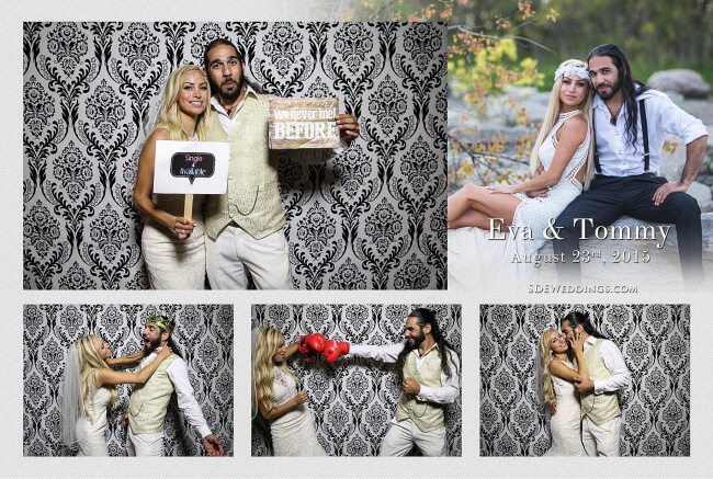 SDE Weddings Toronto Photo Booth Rental 4