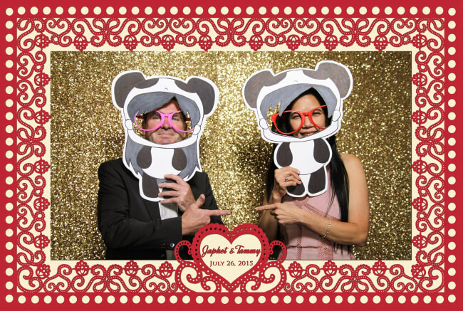 SDE Weddings Toronto Photo Booth Rental 8