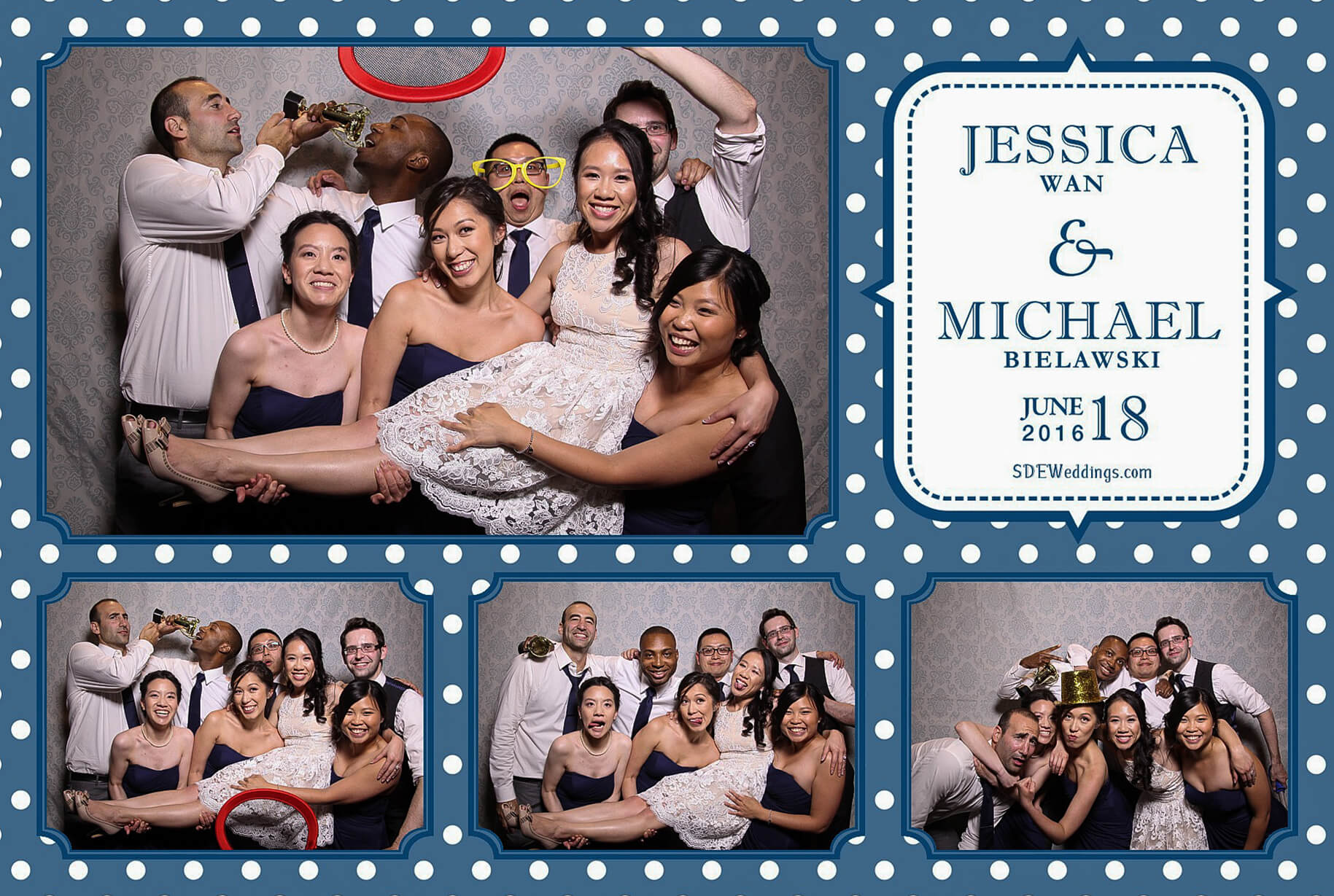 Toronto Photo Booth Rental Company | Weddings & Events | SDE Weddings