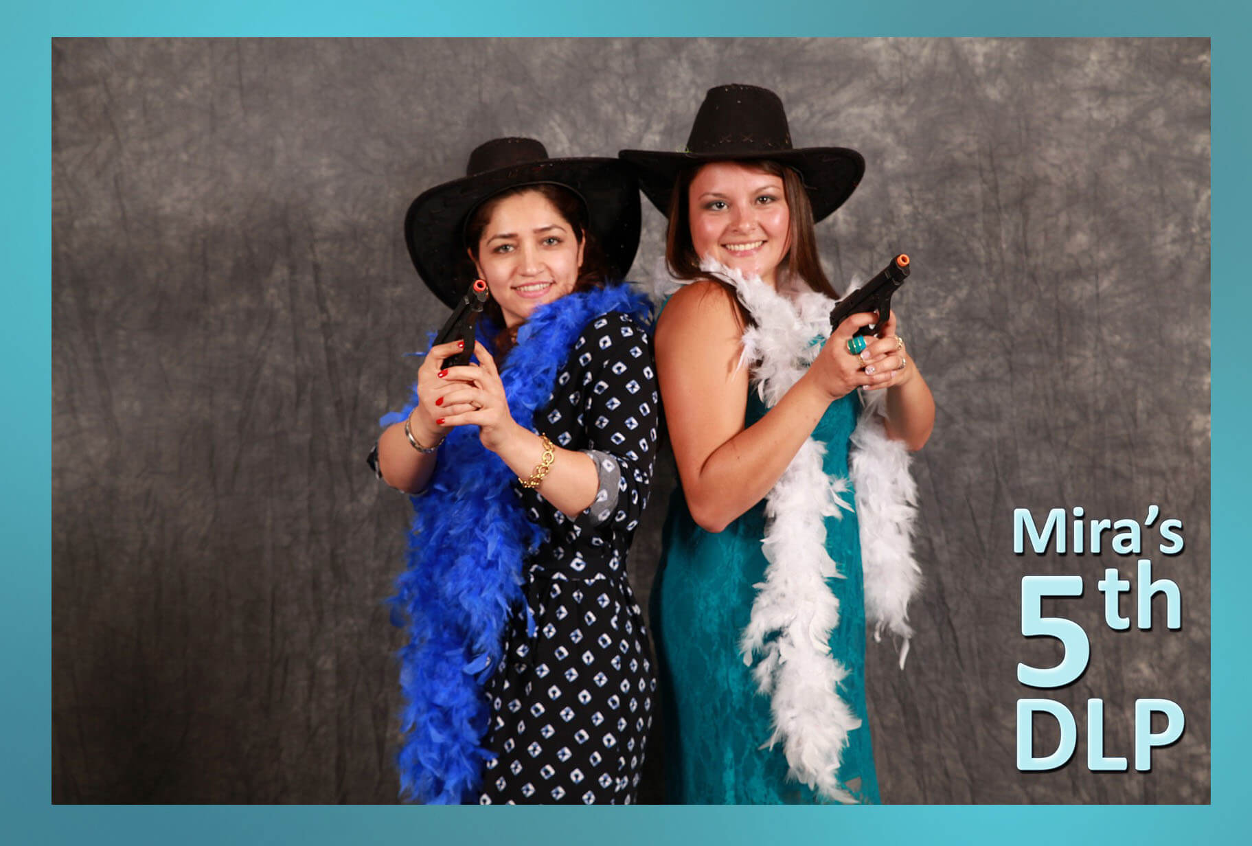 Mira's 5th DLP Photobooth Photos