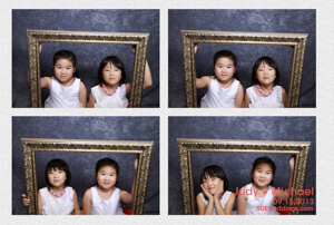 Michael Judy Markham Photobooth Photos