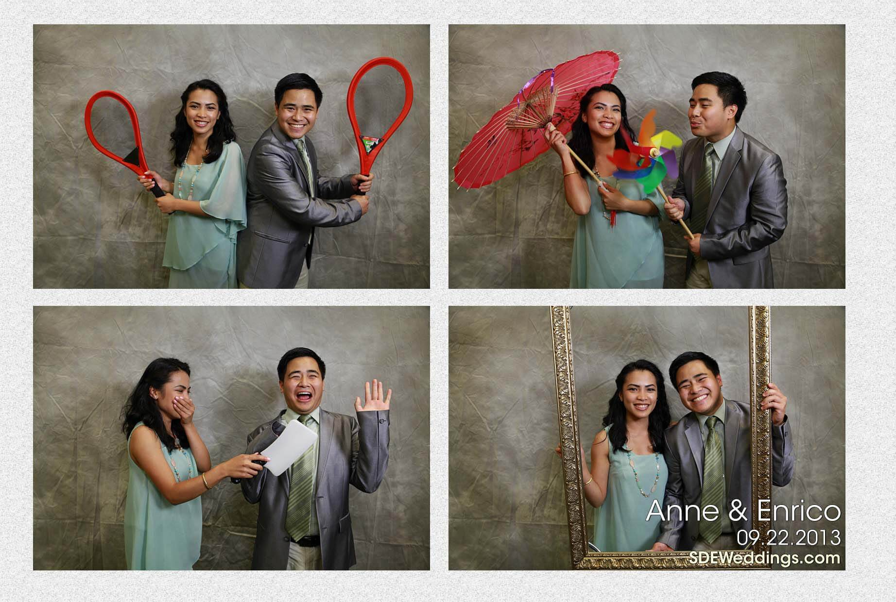 Ajax Wedding Photobooth Photos