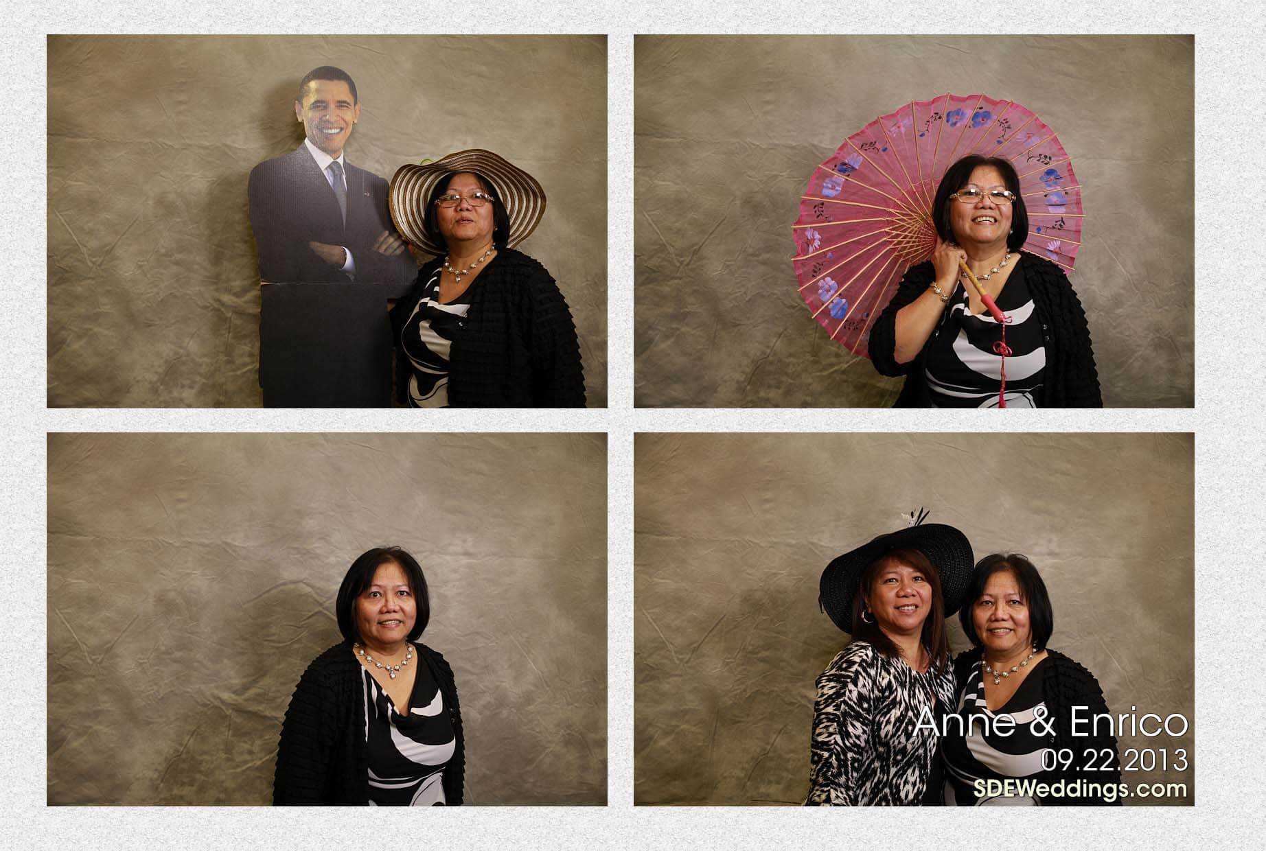 Deer Creek Golf Amp Banquet Facility Ajax Wedding Photobooth Anne Enrico Sde Weddings