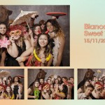 Toronto Party Photobooth | Bianca's Sweet 16th Birthday Party | Julius Banquet Hall