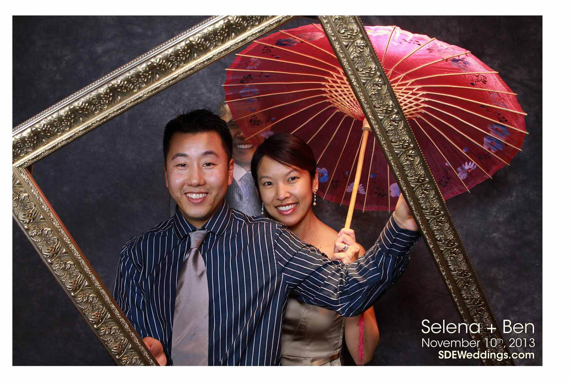 Toronto Wedding Photobooth Photos Ben Selena