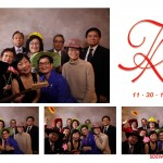 Toronto & Markham Photo Booth Rental | Tommy + Kathleen | Shangri-la Banquet Hall & Convention Centre