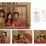 Toronto Wedding Photobooth Rental | Michelle + David | The Royalton