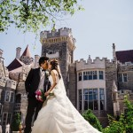 Wedding Ceremony at Casa Loma