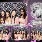 Toronto Photobooth Rental | Marco + Marieta | Old Mills Inn