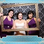 Toronto Wedding Photobooth Rental at The Terrace Banquet Centre