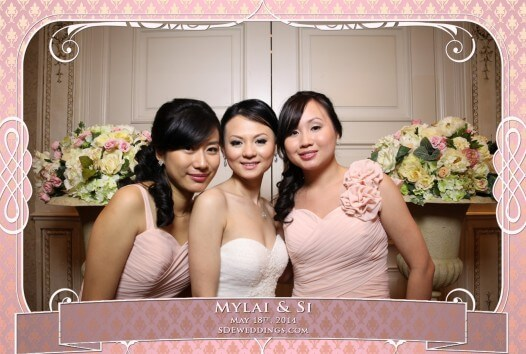 toronto photobooth rental single frame design 12