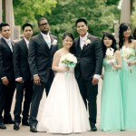 Tina & David's Wedding Video from Riviera Parque made by Toronto Cinematographers