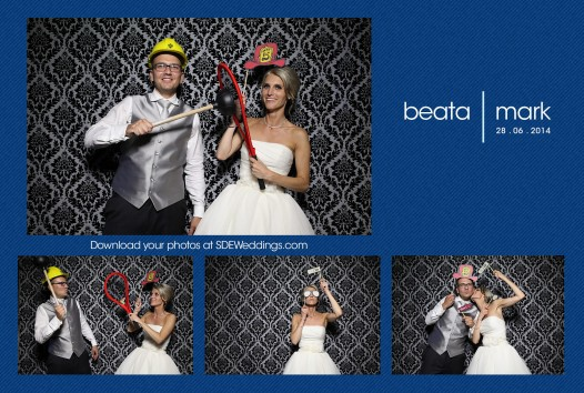 toronto photo booth rental 1 plus 3 design