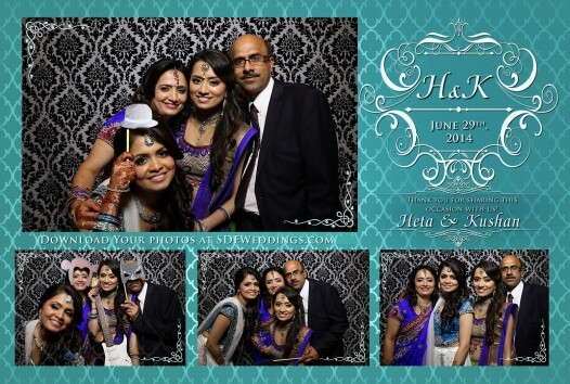 photo booth booth toronto heta kushan mirage banquet hall