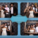 Grand Luxe Wedding Photobooth Photos Toronto | Kristin + Andrij