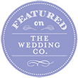as seen on the Wedding Co