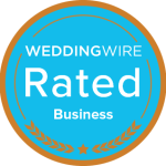 SDE Weddings, Toronto Wedding Videographer & Photo Booth Rental, is a Wedding Wire Rated Business