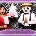Toronto Filipino Wedding Photobooth Rental For Michael + Shaina at the Liberty Grand