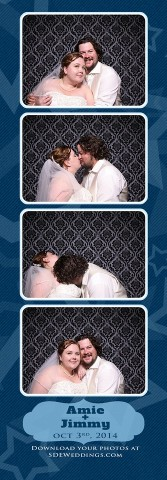 toronto photo booth rental filmstrips design 1