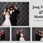 Jung Yoon and Matthew Toronto Wedding Photo Booth Rental Pictures from Le Parc