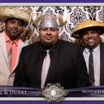 Cheryl & Duane Venetian Banquet Centre Wedding Photobooth Photos
