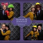 The Doctor's House Toronto Wedding Photo Booth For Jennifer + Ruwan