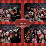 Toronto Rogers Centre Tim Hortons Holiday Party Photo Booth