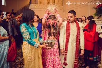 mohit sonia toronto hindu wedding video at chateau le jardin