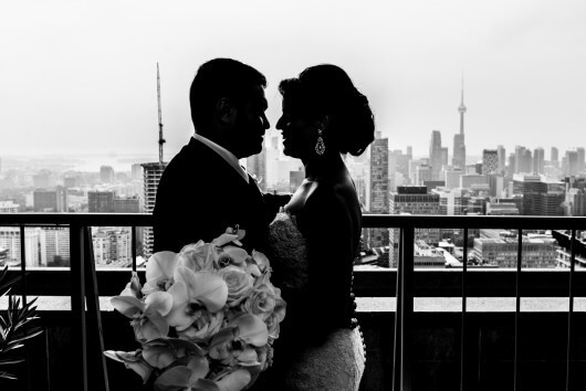 toronto lebanese wedding jessy makarious hazelton manor