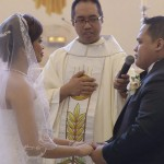 Dianne & Anthony's Wedding Toronto Filipino Videographer at the Cristo Rei Parish and Apollo Convention Centre
