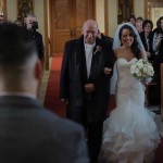 Toronto Greek Winter Wedding at St. Panteleimon Orthodox Church and The Manor