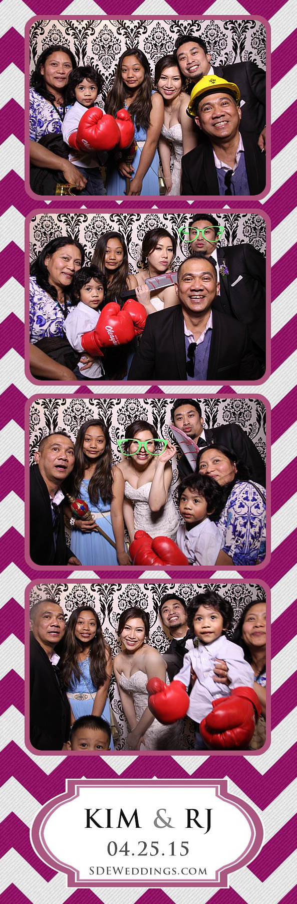 Toronto Filipino Wedding Photo Booth Rental at Teatro Conference Centre Milton 10
