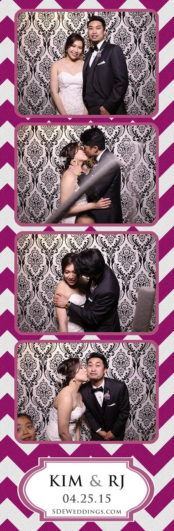 Toronto Filipino Wedding Photo Booth Rental at Teatro Conference Centre Milton 11